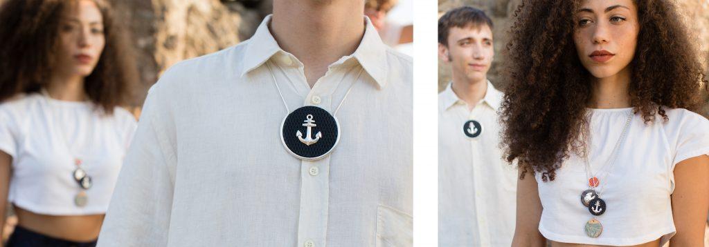 necklace yemanya collection